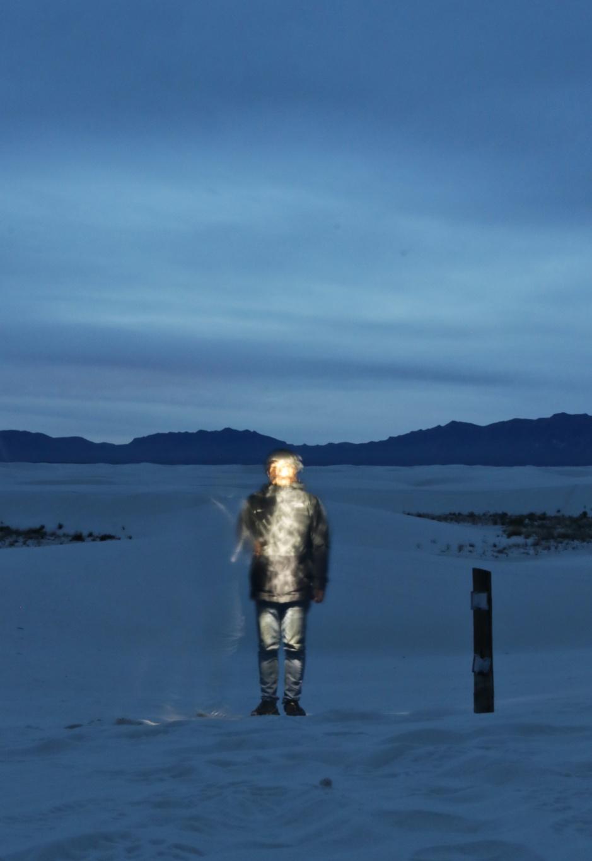 Wander in the Desert 2